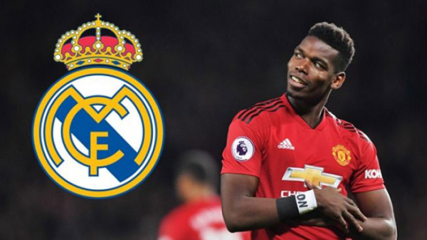Real Madrid to plan cash offer for Pogba