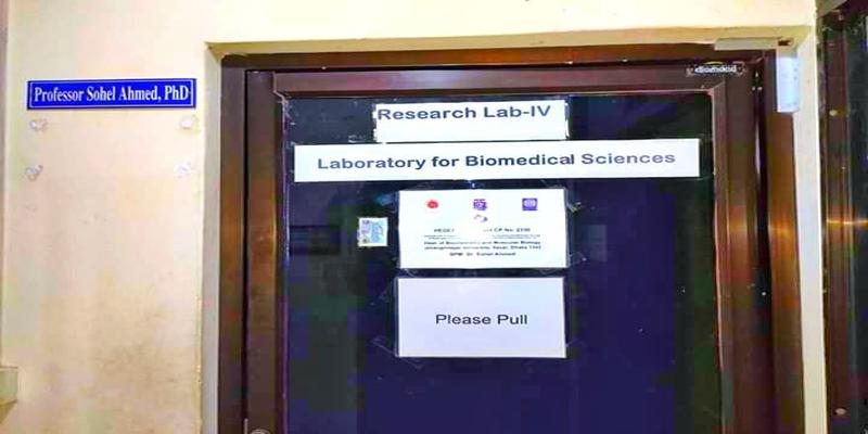 JU sets up Covid-19 testing lab