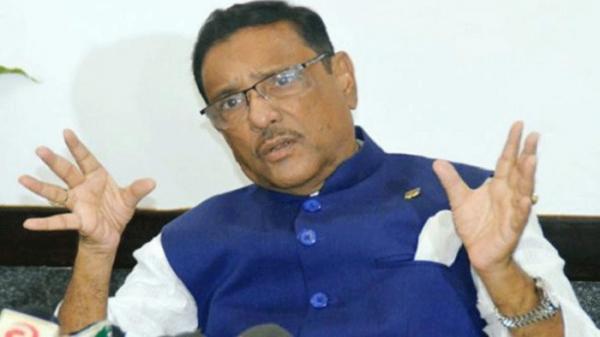 BNP's remark on budget is prevaricating: Quader