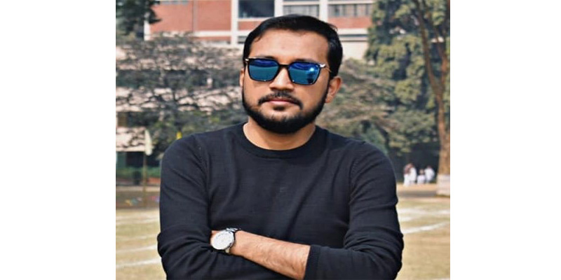 Sami Hossain Chisty wins P3-FLC International Poetry Competition