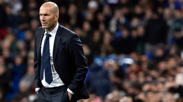 We have six finals left: Zidane
