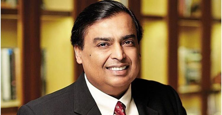 Mukesh Ambani eclipses richest European to become world's number 4