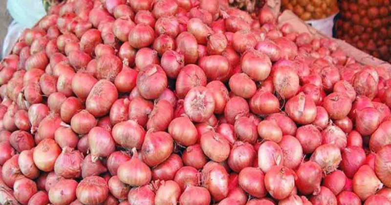 Onion prices start decreasing: Ministry