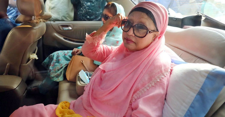 Khaleda's conditional release extended by six months