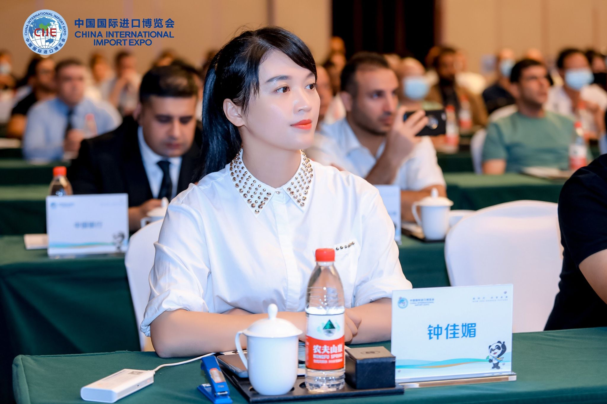 The 3rd CIIE Roadshow held in Yiwu