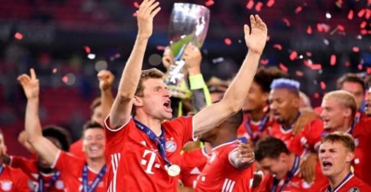 Bayern beat Sevilla to win Super Cup