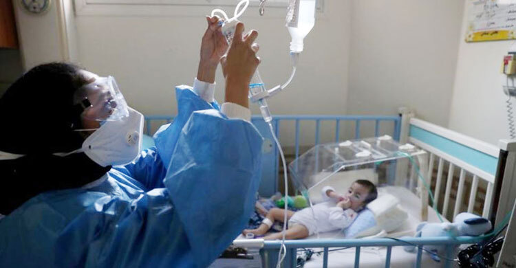 Iran's new coronavirus cases exceed 450,000: Health Ministry