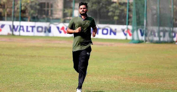 Mashrafe resumes cricketing activities after long hiatus