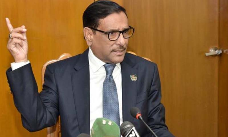 Any attempt to destroy religious tolerance will be crushed: Obaidul Quader