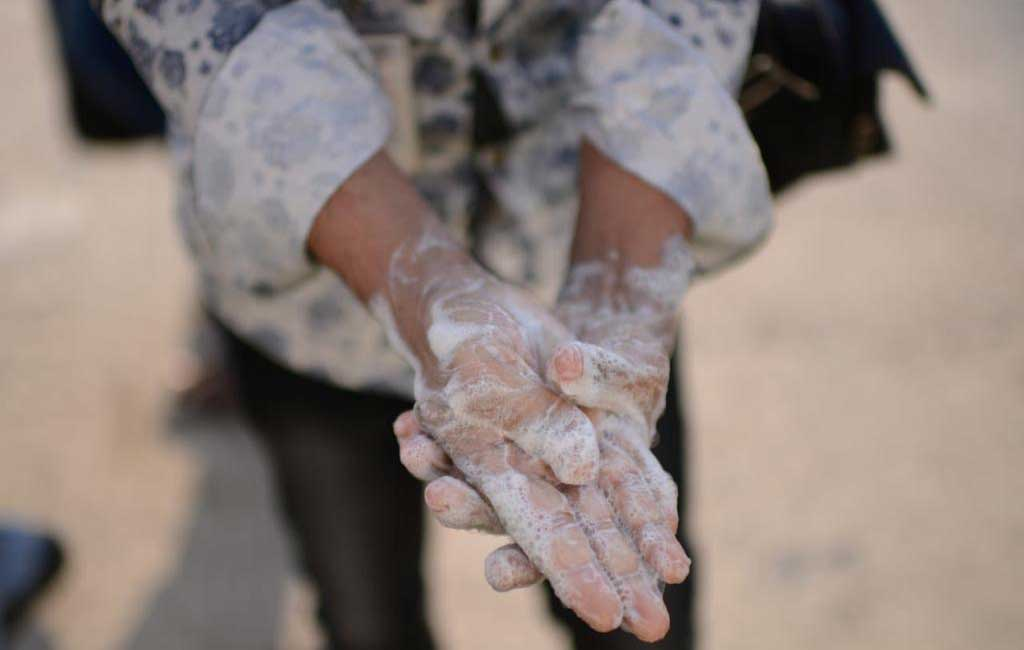 Taking care of your hands during this pandemic
