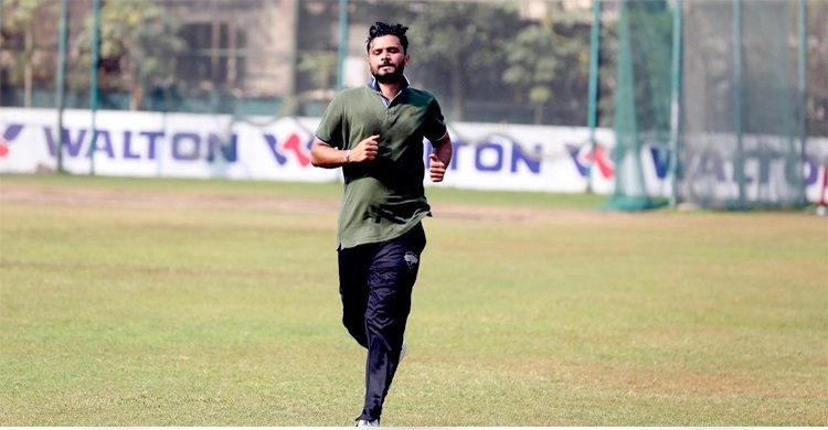 Mashrafe gearing up to join Gemcon Khulna