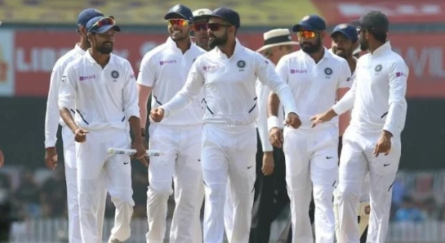 India announces playing XI for 1st Test against Australia