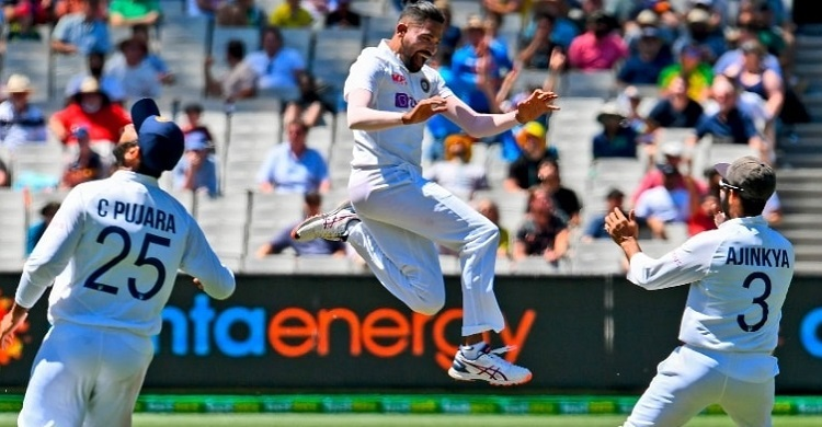 India bounce back to skittle Australia in second Test