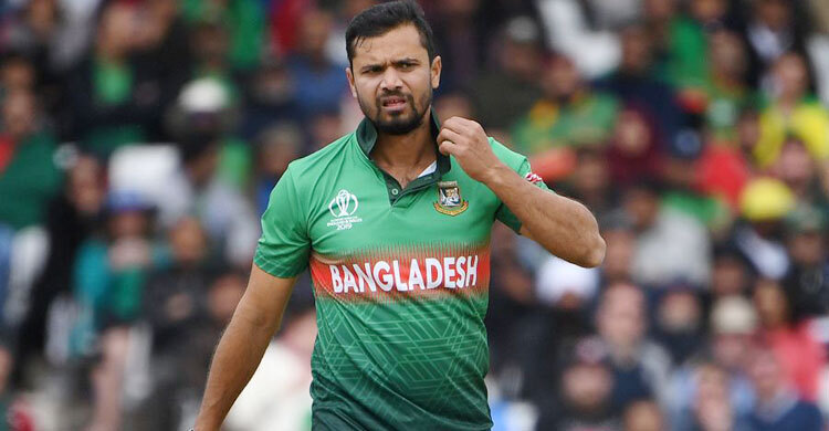 Bangladesh leave Mashrafe out from preliminary squad for West Indies ODIs