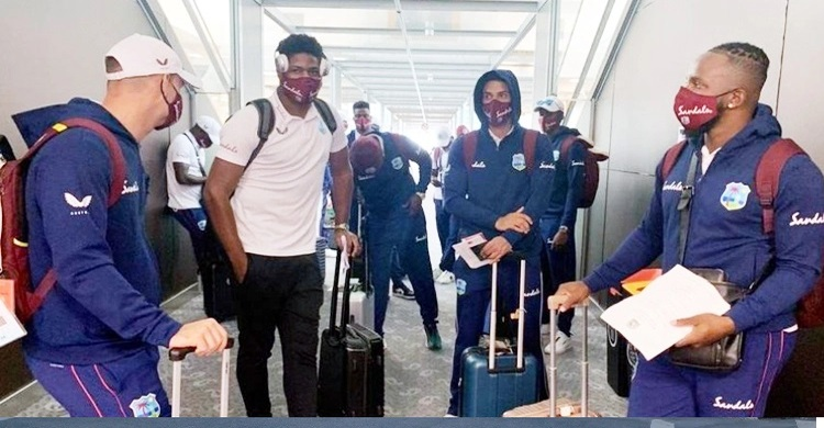 West Indies to start training from Friday