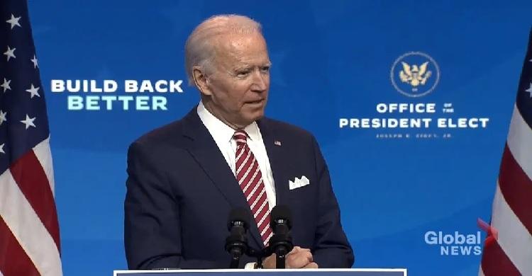 Biden unveils $1.9tn US economic relief package