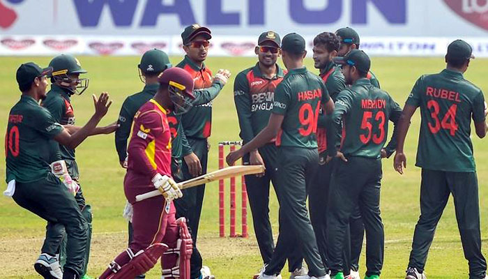 West Indies win toss, opt to bat first