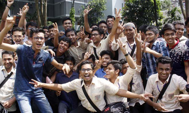 1.61 lakh students get GPA 5 in HSC exams
