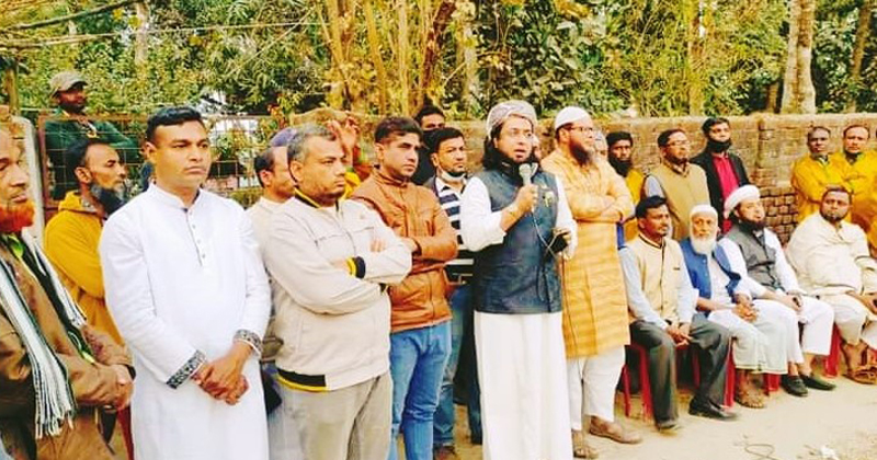 Put your trust on Awami League: Dr. Kazi Ertaza Hassan to election rally in Satkhira