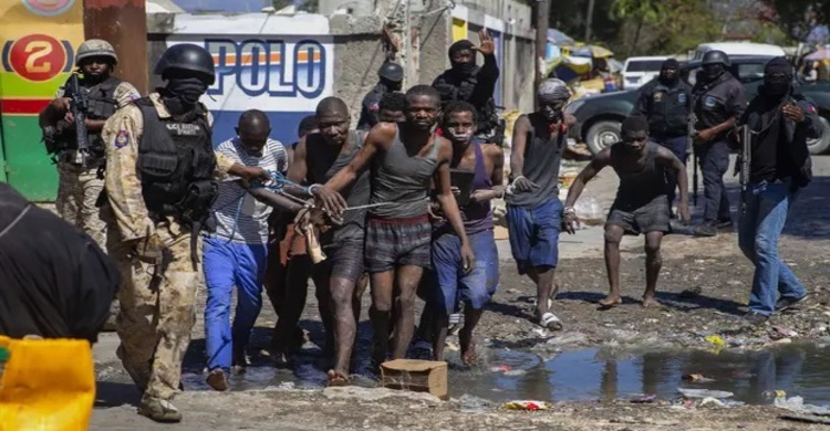 25 killed in Haitian jailbreak