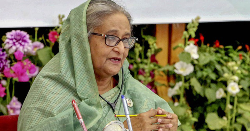 PM gives people credit for Bangladesh's graduation from LDC