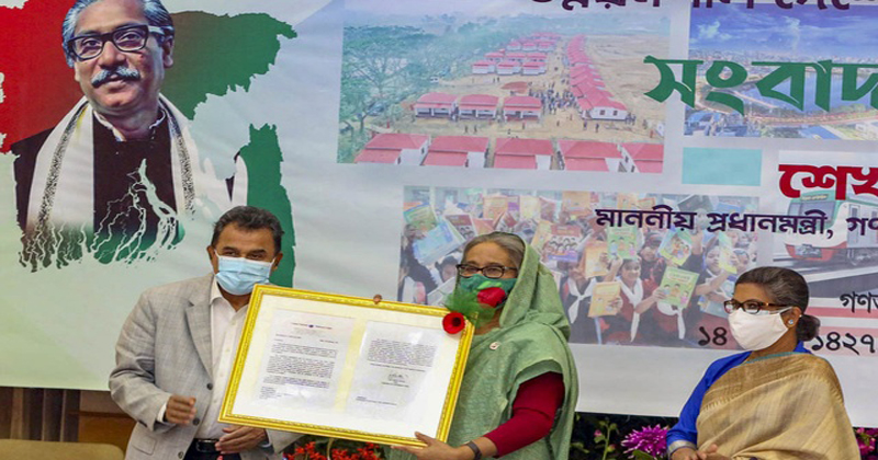 Bangladesh's LDC exit is a 'historic' moment: PM Hasina