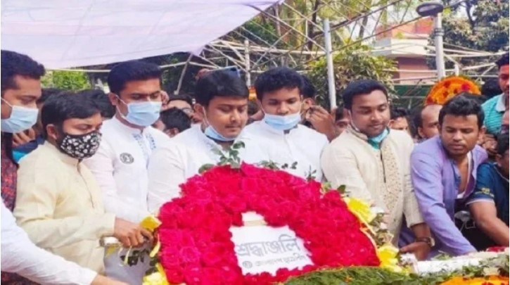 BCL pays homage to Bangabandhu