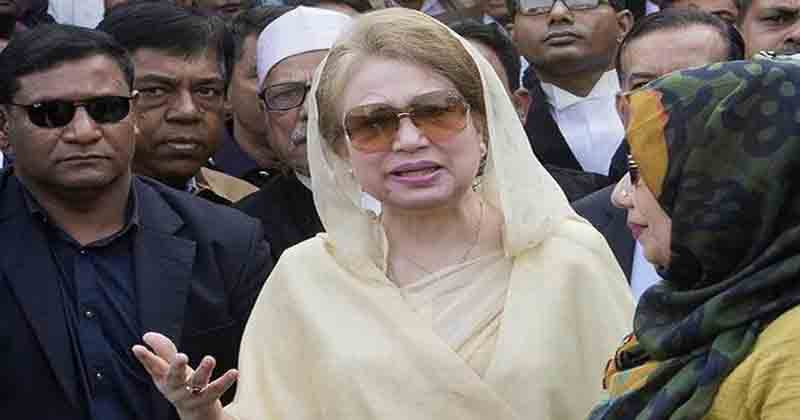 Law Ministry clears extension of Khaleda Zia's stay out of jail by six more months