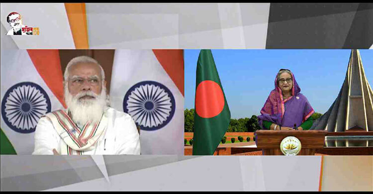 Boundaries shouldn't be barriers to trade: PM Hasina