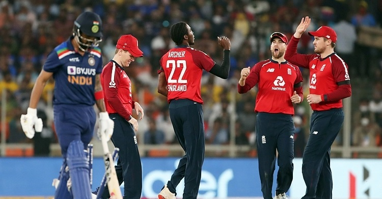 Superb England crush India in first T20