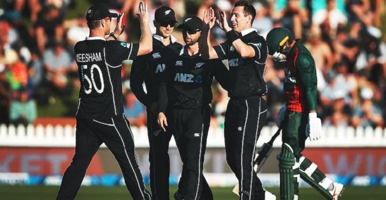 Bangladesh whitewashed by New Zealand
