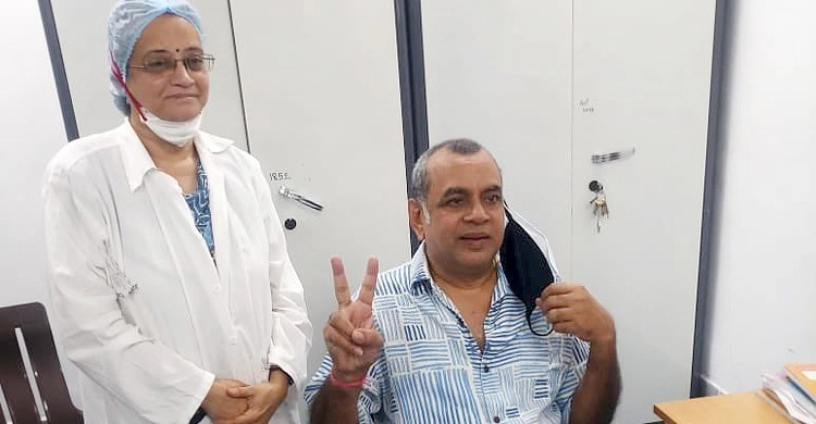 Paresh Rawal catches Covid-19 weeks after vaccine shot