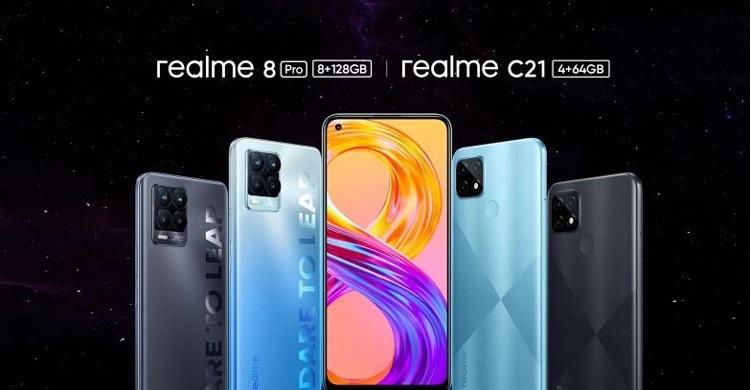 108MP camera smartphone realme 8 Pro hits market