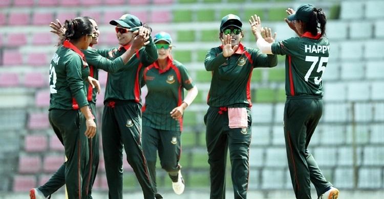 Bangladesh Emerging Women clinch series