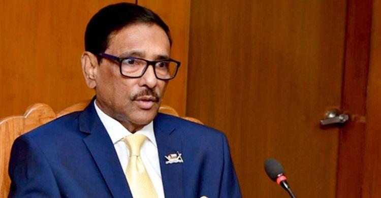 BNP spreads propaganda over lockdown: Quader