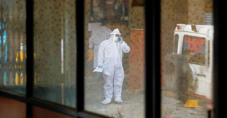 Modi says India shaken by coronavirus 'storm', U.S. readies help