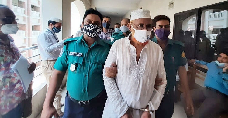 Hefazat Nayeb-e-Ameer Quader put on 5-day remand