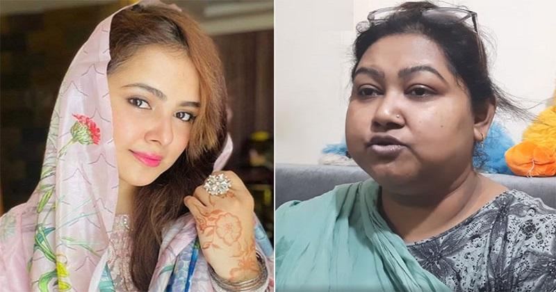 Nusrat separated Munia from the rest of the family with the case
