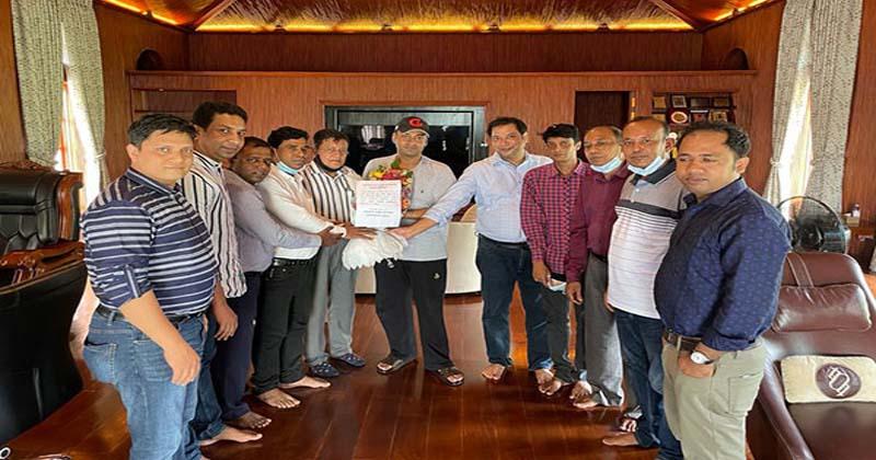 CRAB congratulates Sayem Sobhan Anvir
