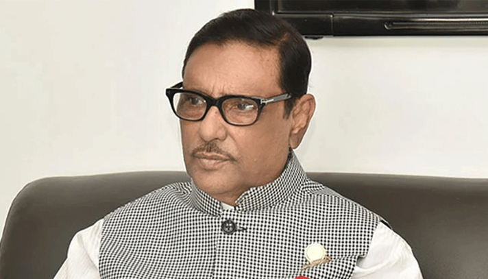 BNP resorts to conspiracy after failing in polls: Quader