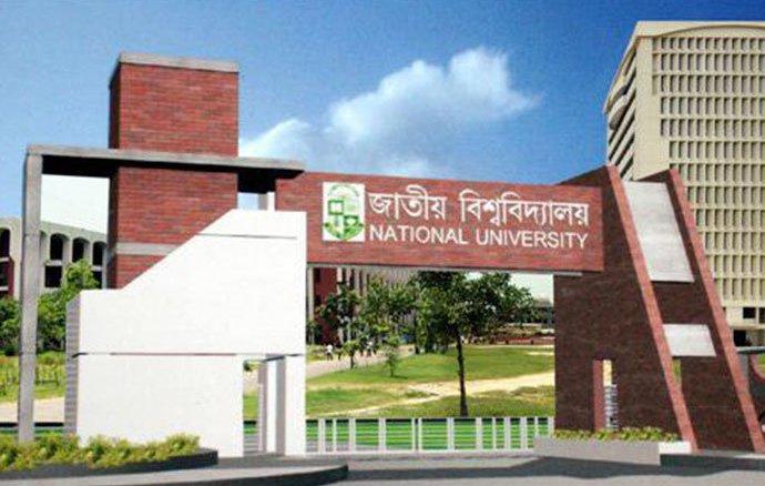 National University admission process begins on July 28