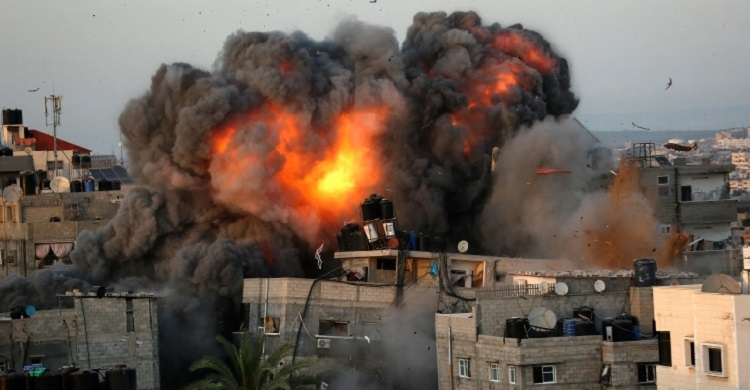 HRW accuses Israel of 'apparent war crimes' in Gaza assault