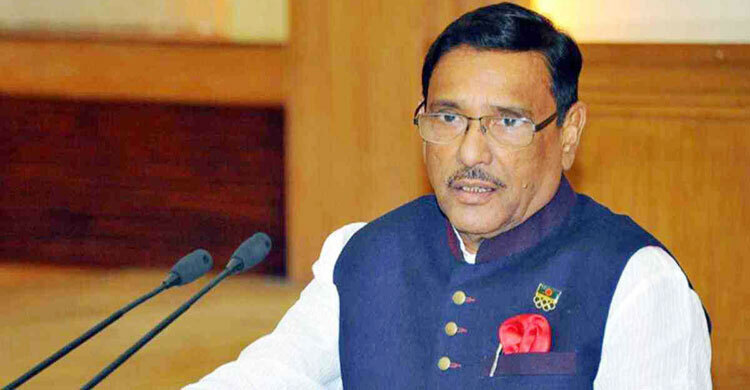 BNP continues ill-efforts to destabilise country: Quader