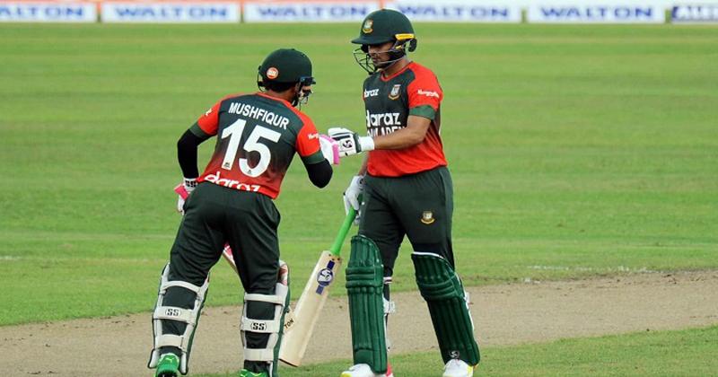 Bangladesh's dominant victory over New Zealand by 7 wkts
